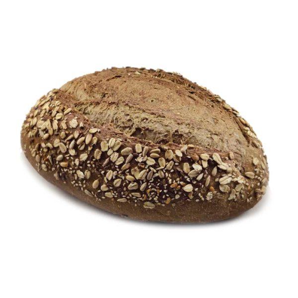 Dark Rustico Bread